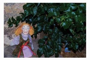 muñeca bosque